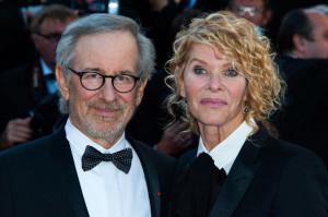 Kate Capshaw & Steven Spielberg net worth