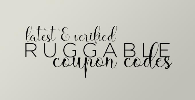 ruggable coupon codes