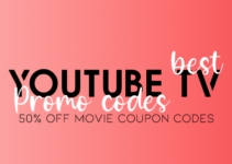 youtube tv promo codes